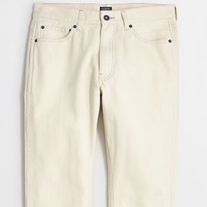 J Crew 484 Slim Fit 5 Pocket Pants